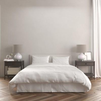 Σεντόνι Ξενοδοχείου Nataly 100% cotton 180tc percalle 160x250εκ.