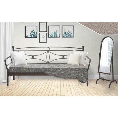 Ν41 Καναπές κρεβάτι 90x200εκ. (για στρώμα 80x190εκ.)