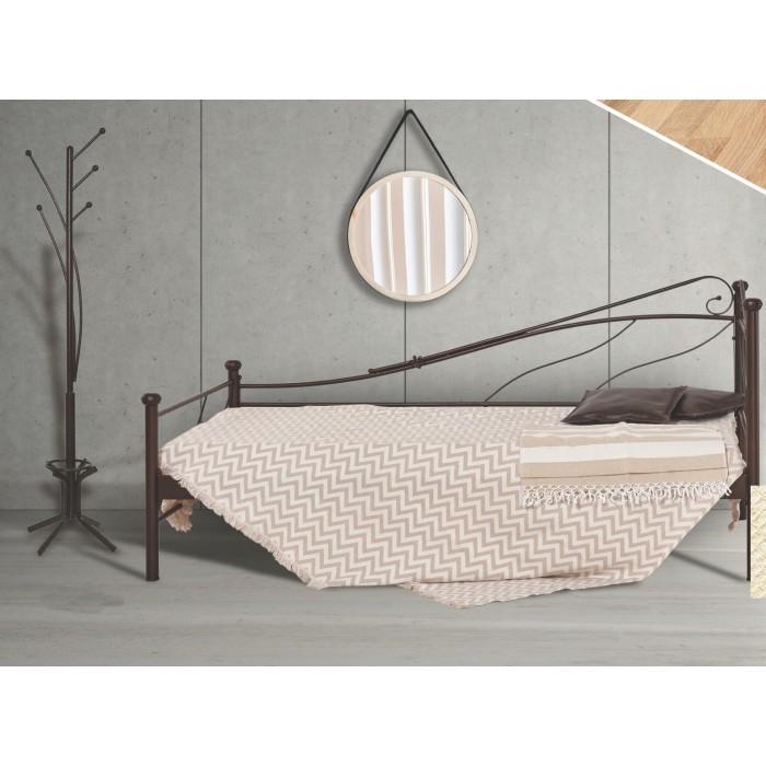 Ν45 Καναπές κρεβάτι 100x200εκ. (για στρώμα 90x190εκ.)