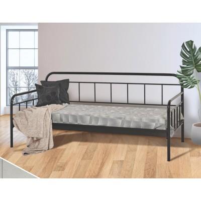 Ν47 Καναπές κρεβάτι 100x200εκ. (για στρώμα 90x190εκ.)