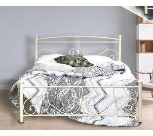 N39 Κρεβάτι μεταλλικό διπλό 170x210εκ. ( για στρώμα 160x200εκ.)