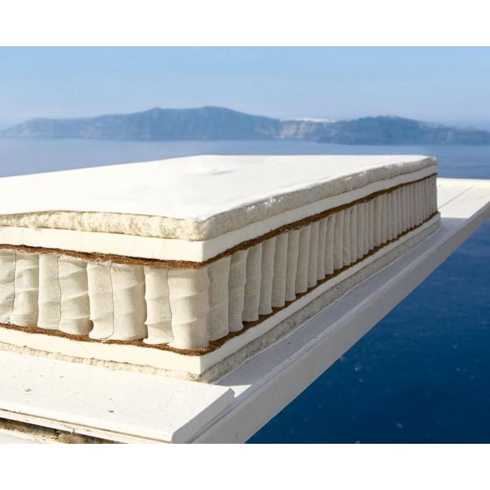 Aegean Sunset Candia Στρώμα μονό 90x190εκ.