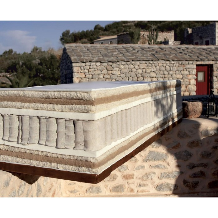 Epirus Heritage Candia Στρώμα μονό 90x190εκ.
