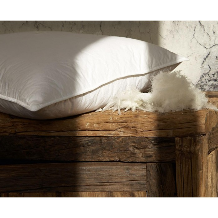 Feather and down Candia  50X70ΕΚ.  NATURAL COLLECTION , insidehome.gr