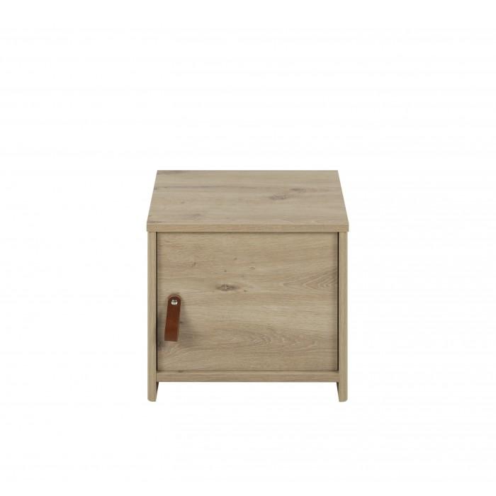 Arthus κομοδίνο 40x30x36εκ. Artisan Oak με ένα ντουλάπι  ΚΟΜΟΔΙΝΑ, insidehome.gr