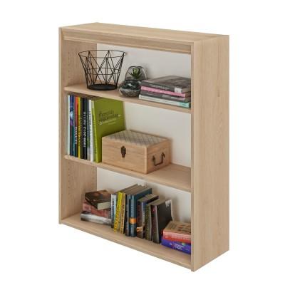 Essentiel Βιβλιοθήκη με 2 ράφια 85x30x102εκ. Natural Chestnut