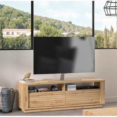 Estran έπιπλο τηλεόρασης 163x45x53εκ. Artisan Oak