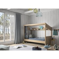 Luce Παιδικό κρεβάτι με στρώμα 90x200εκ. Perfect της Candia & ανατομικό πλαίσιο