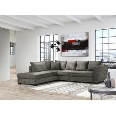 Diva Γωνιακός καναπές 277x214εκ. Elephant