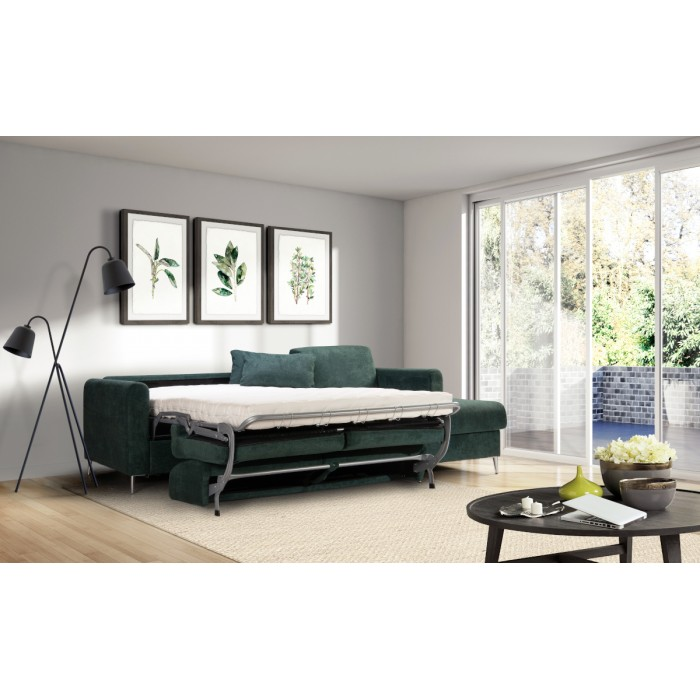 Stella Γωνιακός καναπές κρεβάτι πτυσσόμενος  270x169εκ.   ΓΩΝΙΑΚΟΙ ΚΑΝΑΠΕΔΕΣ, insidehome.gr