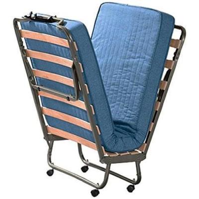 Luxor Πτυσσόμενο κρεβάτι - Ντιβάνι Σπαστό Ράντζο 120x190εκ.