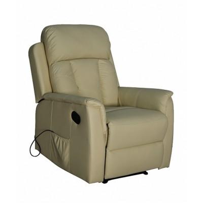 San Fransisco Πολυθρόνα Relax Massage 80,5x93-167x103,5-80εκ.