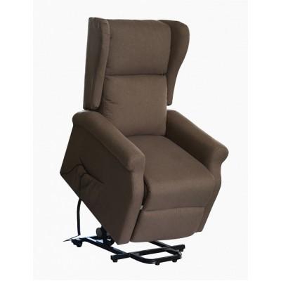 Los Angeles Πολυθρόνα Relax Massage με ηλεκτρική ανάκλιση 72,5x95-165x109-95εκ.