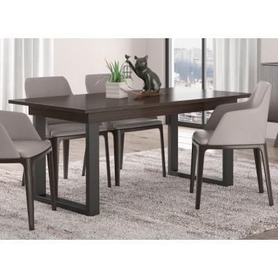 Τραπέζι επεκτεινόμενο 150(180)x90εκ. POL07 Βέγγε