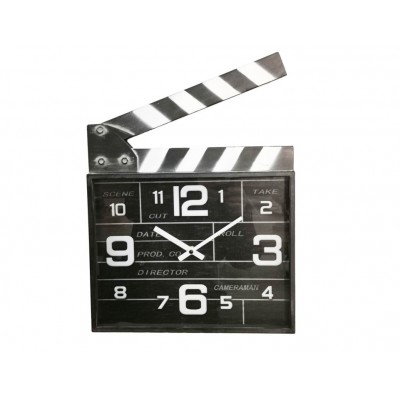 CINEMA CLAP CLOCK TEMPO 33X34EK.