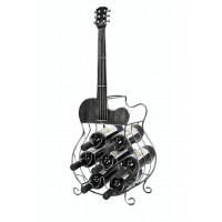 Bottle Holder Guitar Premium 35,50x18,50x80εκ.