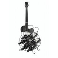 Bottle Holder Guitar Premium 35,50x18,50x80εκ.