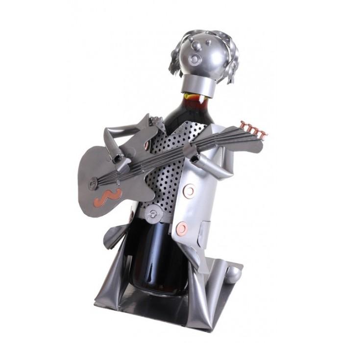 Guitarist Forgeron 18x13,50x23,50εκ. Μεταλλική θήκη μπουκαλιού