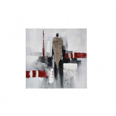 STYLISHED MAN BACK VIEW 60X60 GALLERY