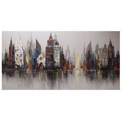 CITY BUILDINGS 140x70 GALLERY
