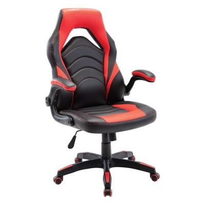Πολυθρόνα γραφείου Bucket Gaming WW0286 Black/Red