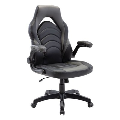 Πολυθρόνα γραφείου Bucket Gaming WW0286 Black/Grey