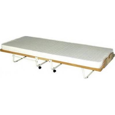 Filesse Ράντζο Σπαστό Κρεβάτι Από Μασίφ Σκελετό Οξιάς 80x200