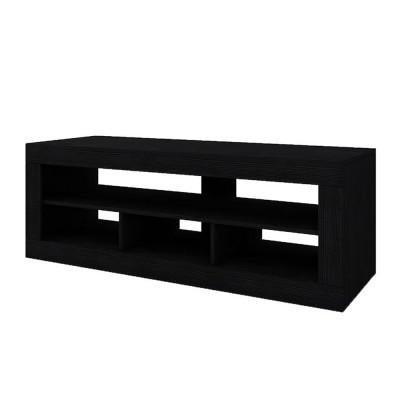 NOIR TV STAND BLACK OAK 131x47xH47cm