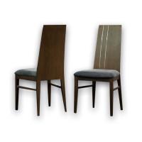 Καρέκλα ξύλινη τραπεζαρίας VL A89
