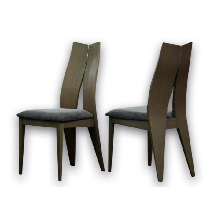 Καρέκλα ξύλινη τραπεζαρίας VL A96 ΞΥΛΙΝΕΣ, επιπλα - insidehome.gr