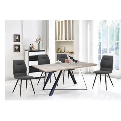 Σετ τραπέζι με 4 καρέκλες HL16S2