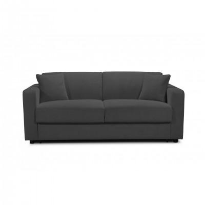Καναπές κρεβάτι πτυσσσόμενος 199X100εκ. IM55 CONNIE Γκρι