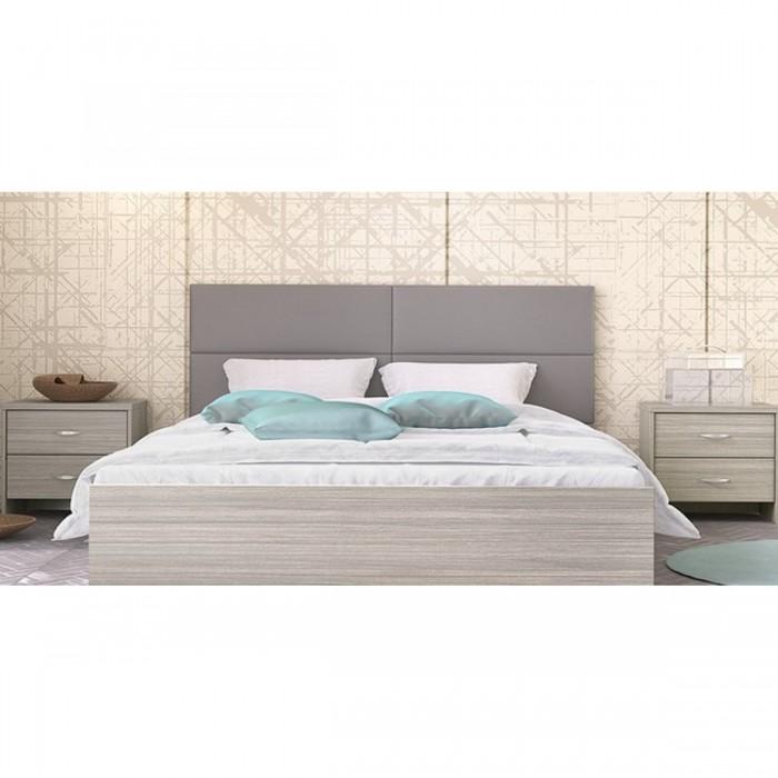 Κρεβάτι ξύλινο διπλό POL06 160χ200εκ. Olive ΞΥΛΙΝΑ ΚΡΕΒΑΤΙΑ, insidehome.gr