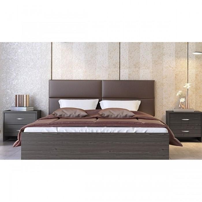 Κρεβάτι ξύλινο διπλό POL06 150χ200εκ. Βέγγε ΞΥΛΙΝΑ ΚΡΕΒΑΤΙΑ, insidehome.gr