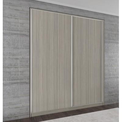 Ντουλάπα με συρόμενες πόρτες POL02