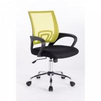 Καρέκλα γραφείου SP80 Μαύρο/Ανοιχτό Πράσινο Mesh