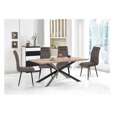 Σετ τραπέζι με 4 καρέκλες HL20S3