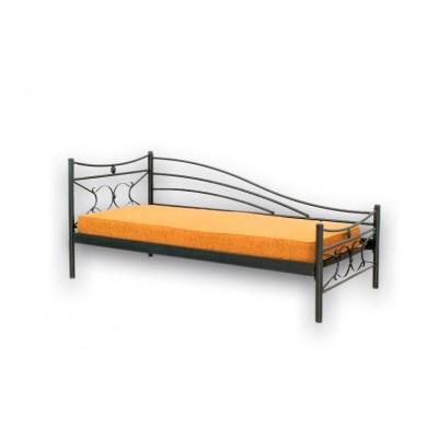 Καναπές κρεβάτι τετραθέσιος μεταλλικός Ν44