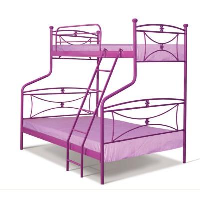 Κουκέτα με διπλό & μονό κρεβάτι N40