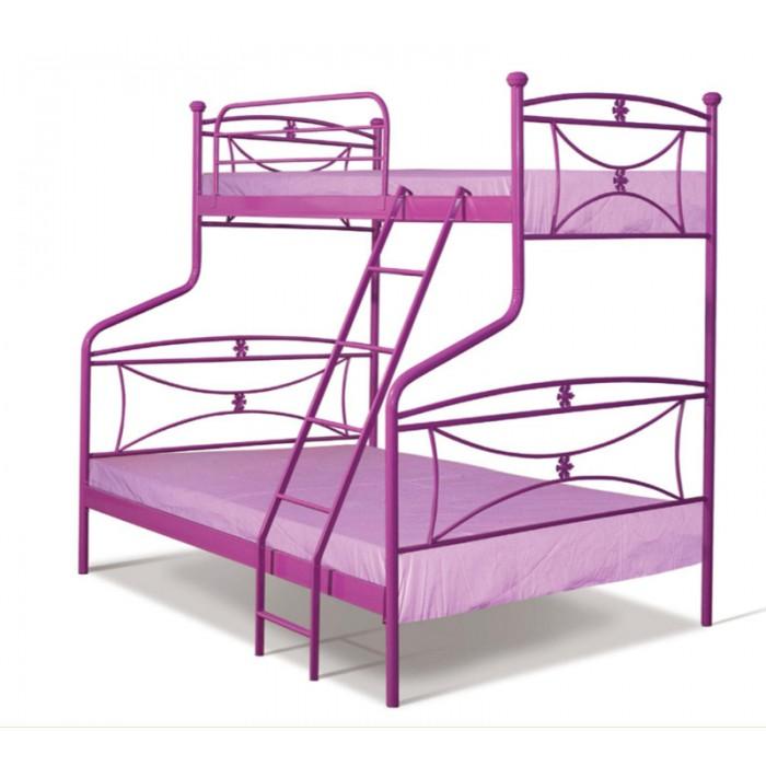 Κουκέτα με διπλό & μονό κρεβάτι N40 ΚΟΥΚΕΤΕΣ , επιπλα - insidehome.gr