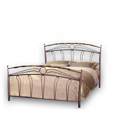 Κρεβάτι μεταλλικό  N54 150χ200εκ.