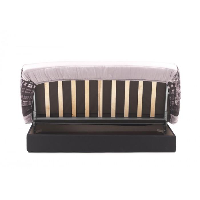 Καναπές κρεβάτι 180x88/120εκ. με αποθηκευτικο χώρο AMSTERDAM