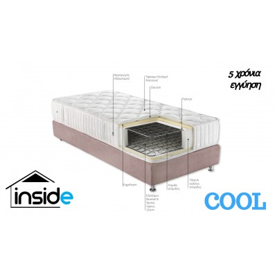 Cool Inside Mattress Στρώμα 160x200εκ.