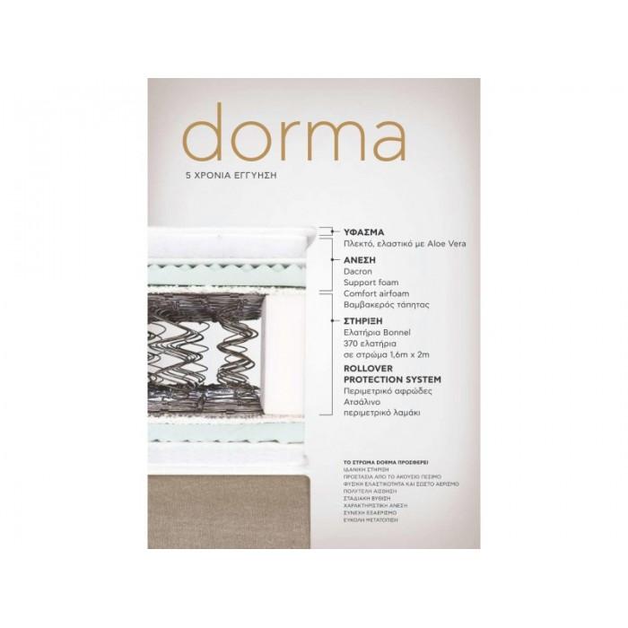 Στρώμα DORMA CANDIA STROM ΟΡΘΟΠΕΔΙΚΑ ΣΤΡΩΜΑΤΑ , επιπλα - insidehome.gr