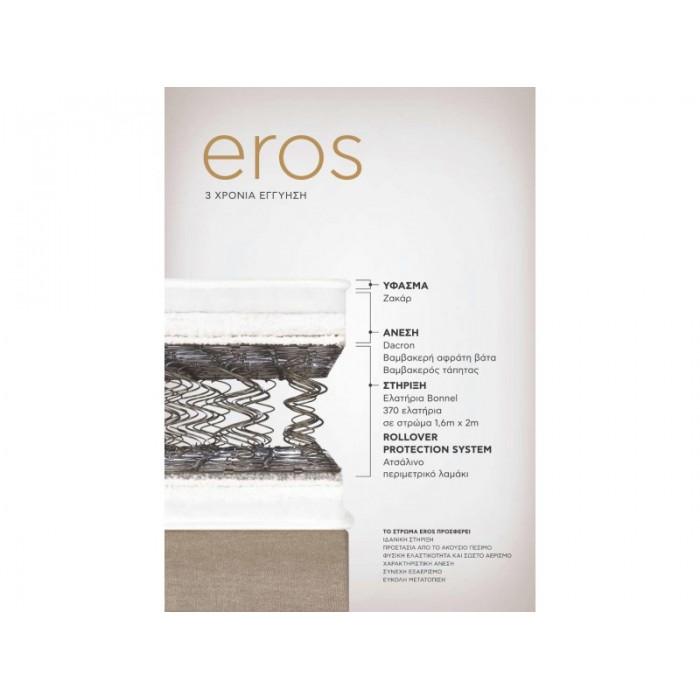 Στρώμα EROS CANDIA STROM ΟΡΘΟΠΕΔΙΚΑ ΣΤΡΩΜΑΤΑ , επιπλα - insidehome.gr