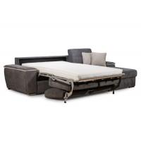 Γωνιακός καναπές κρεβάτι πτυσσομενος με αποθηκευτικό χώρο 272x165εκ. LINA