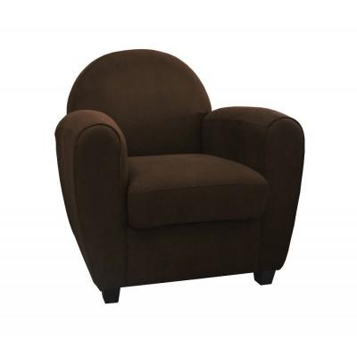 Πολυθρόνα καθιστικού CATIA 78x80x84εκ.IM27 Καφέ ΠΟΛΥΘΡΟΝΕΣ ΚΑΘΙΣΤΙΚΟΥ, επιπλα - insidehome.gr