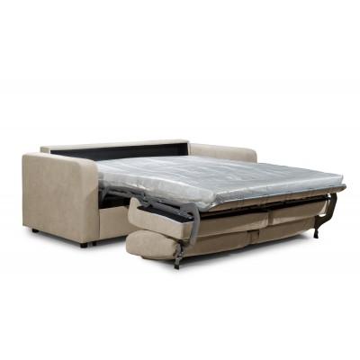 Καναπές κρεβάτι πτυσσσόμενος 199X100εκ. IM55 CONNIE Μπεζ