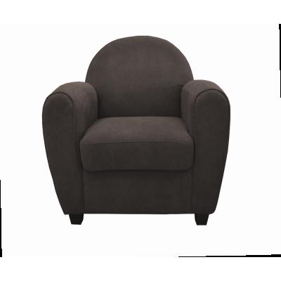 Πολυθρόνα καθιστικού CATIA 78x80x84εκ.IM27 Γκριζοκαφέ