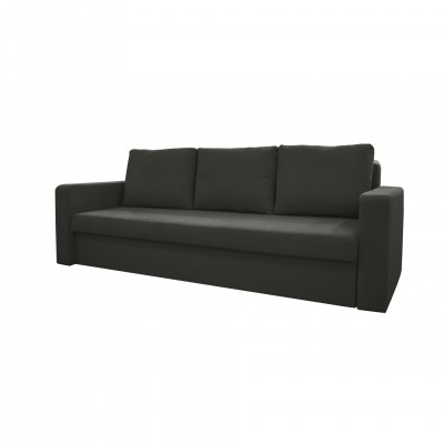 Καναπές κρεβάτι με αποθηκευτικό χώρο 227X88εκ. VENUS Γκρι
